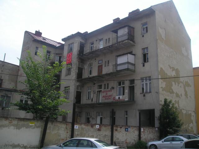 Squat Palác Sofia